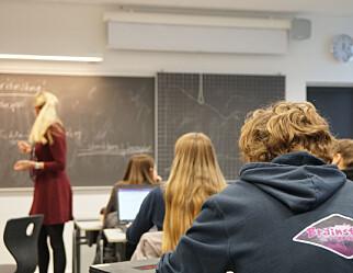 Lærerorganisasjoner advarer mot at det skal bli lettere å ta i bruk fjernundervisning