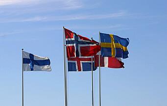 Norsk regnes som lettest å forstå blant unge i Norden
