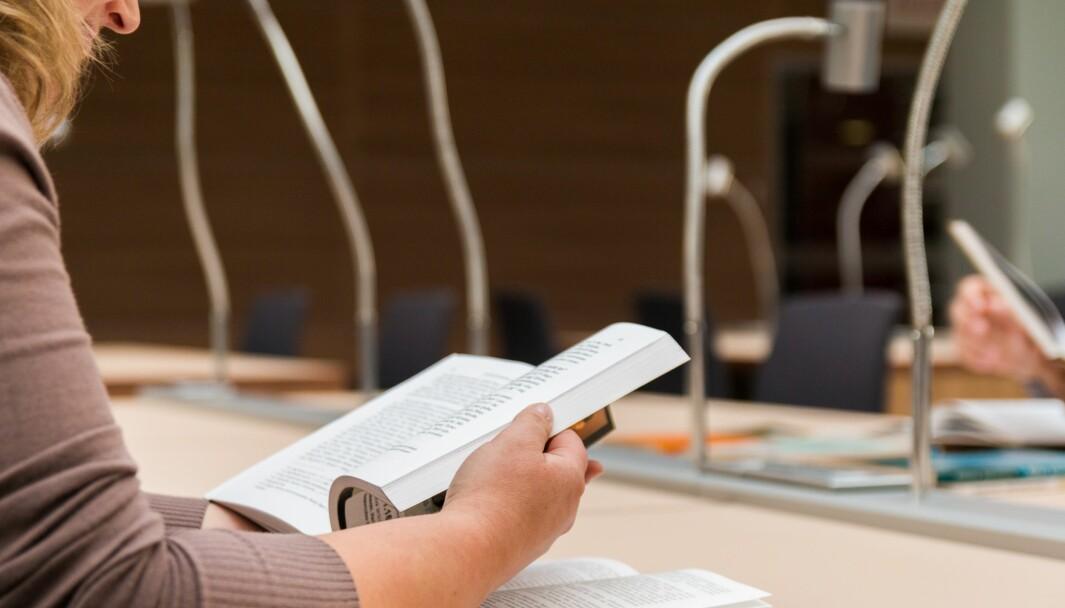 Elever må belage seg på å lese til muntlig eksamen denne våren.