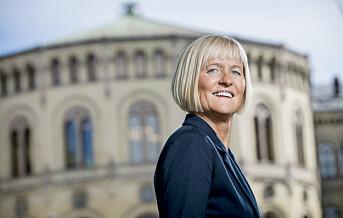 Ragnhild Lied er glad for at regjeringen foreslår fullføringsrett