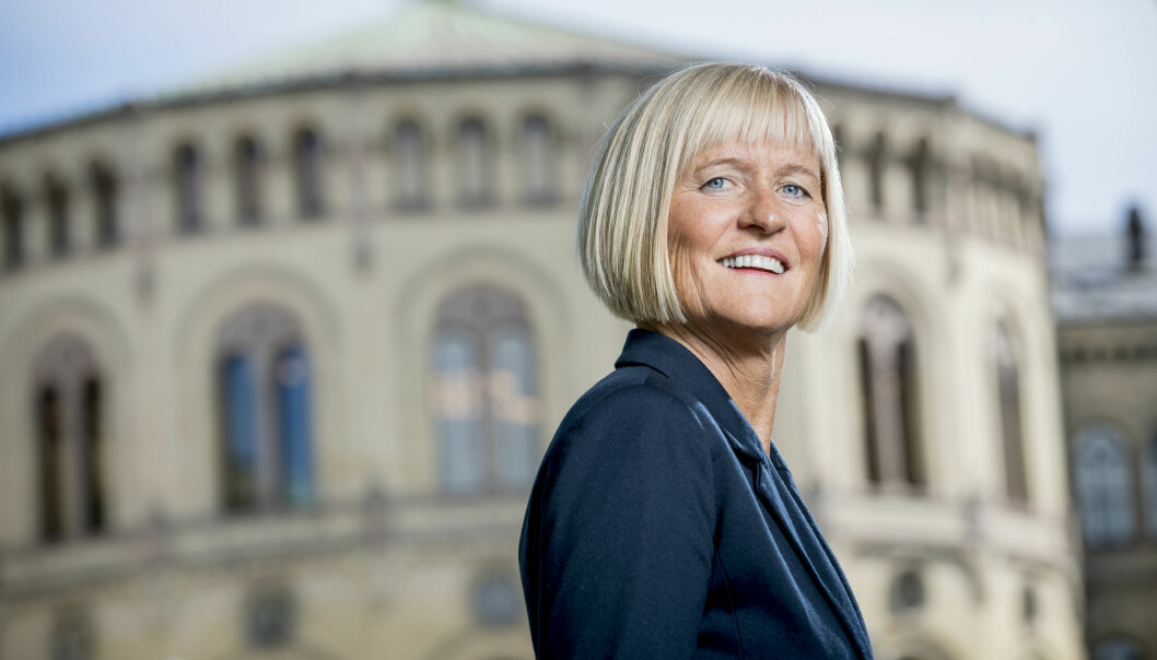 Ragnhild Lied er glad for støtten til flere av Lied-utvalgets forslag. Men forslaget til kutt i fellesfagene overrasker henne.