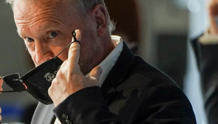 Oslo-lærerne får bruke munnbind i klasserommet