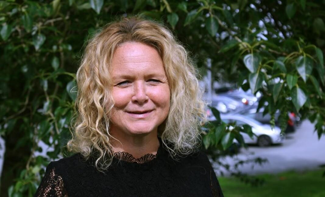 Trude Sydtangen er daglig leder i Læringsverkstedet. Hun avviser at pedagogene i kjeden ikke har full metodefrihet.