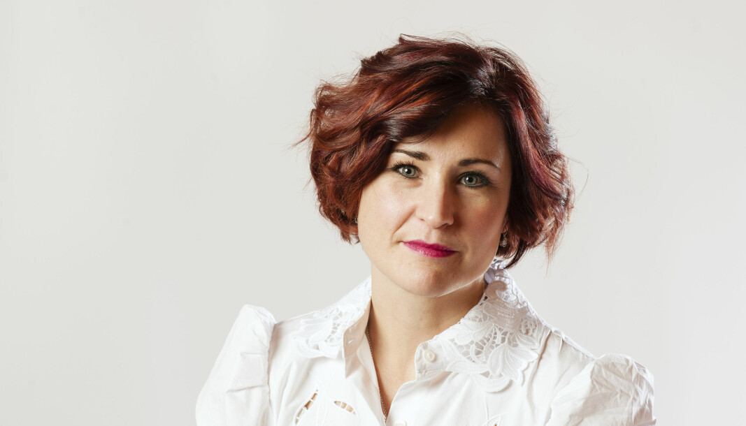 Ann Mari Milo Lorentzen, sentralstyremedlem i Utdanningsforbundet.