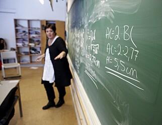 For 15 år siden dominerte allmennlæreren – nå har to av tre femårig utdanning