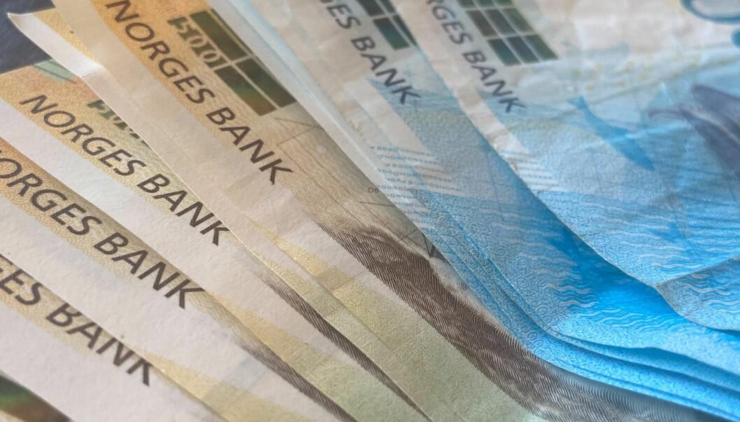 Ved hovudtariffoppgjeret i 2022 vil vi ha eit skikkeleg lønstillegg, gjerne i 200.000-kronersklassen, skriv Astrid H. Olsen.