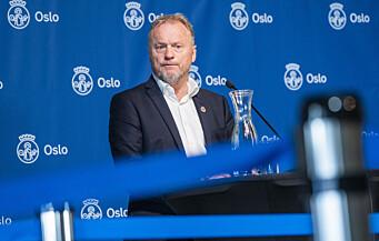 Gult nivå innføres i barnehager og grunnskoler i Oslo fra 10. mai