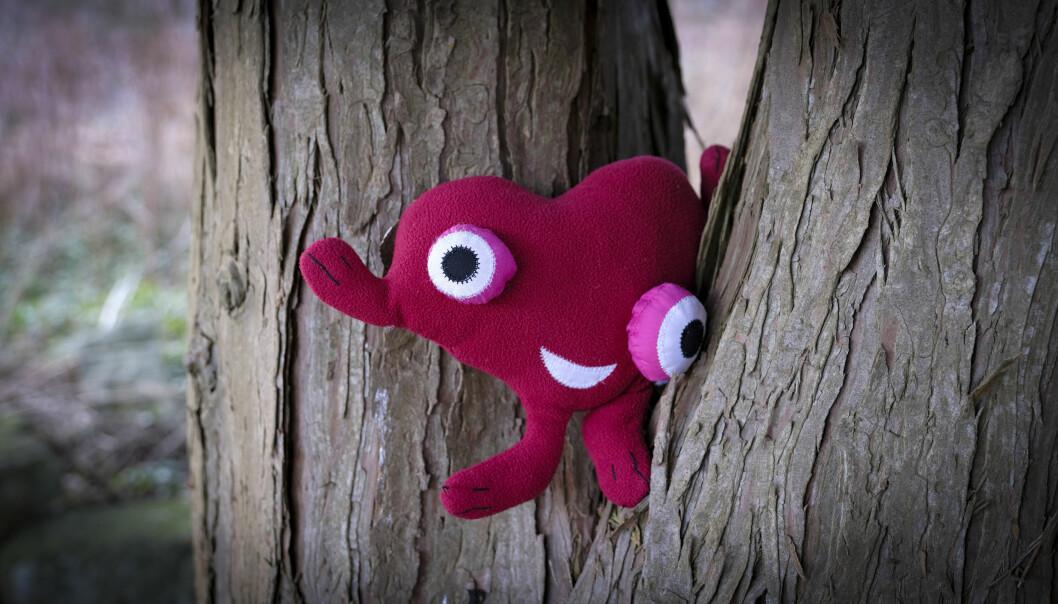 <p>«Hjertrud» er en av dukkene Læringsverkstedet bruker i sitt pedagogiske program.<br></p>