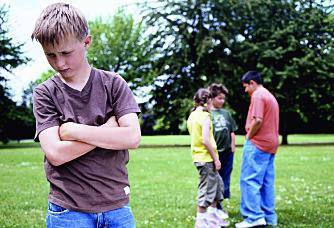Slik ble en gutt med synshemming hjulpet fra skamfølelse og utenforskap til fellesskap og inkludering