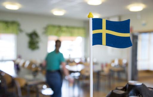 Svensk spørreundersøkelse:Hver fjerde grunnskolelærer svarte at de hadde hatt covid-19
