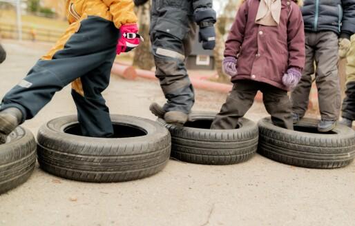 Ønsker å sikre barna nok fysisk aktivitet med eget aktivitetsprogram