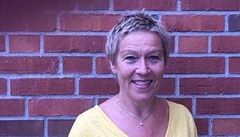 Førstelektor Heidi Osnes.