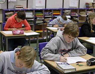 Nye nasjonale prøver er feil vei å gå