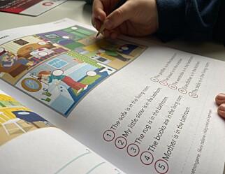 Ungdom bruker mindre tid på lekser