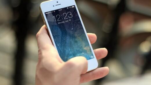 Høyre er delt om mobilforbud i skoletimen