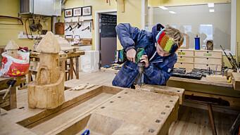 Krever sløydsal og skolekjøkken på alle skoler og flere timer i kunst og håndverk