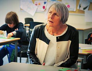 Anne Finborud:Skolen er blitt mer og mer preget av å være for middelklassens barn