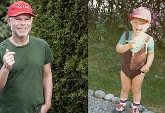 Forfatter Tore Renberg var mye redd som liten. Barnehagen ga ham trygghet.