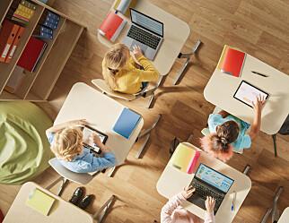 Hvordan responsteknologi kan gi elevene styring over egen læring