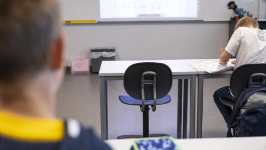 Høyre vil at foreldre skal varsles automatisk om alt skolefravær