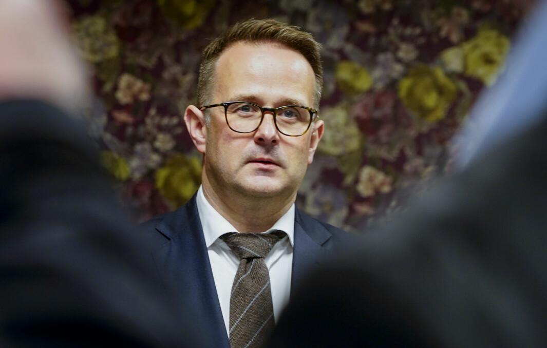 Riksmekler Mats Wilhelm Ruland kaller meklingen i lønnsoppgjøret for stat og kommune «krevende», men understreker at ingenting er avgjort ennå.
