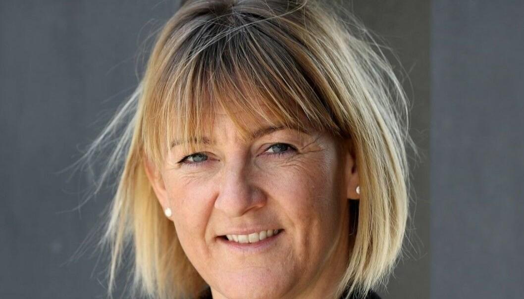 Høyt smittetrykk i Kristiansand gjør streiken ekstra utfordrende, forklarer lokallagsleder Karianne Sørtveit.