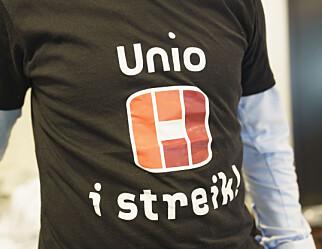 Fafo-forsker: – Lite å hente ved å streike