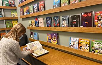 Solberg sparker i gang sommerens lesekampanje for barn
