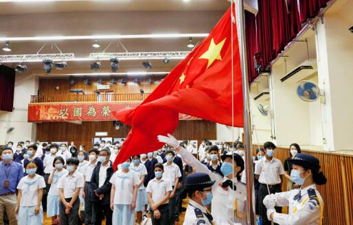Fire av ti lærarar i Hong Kong vil slutte i jobben