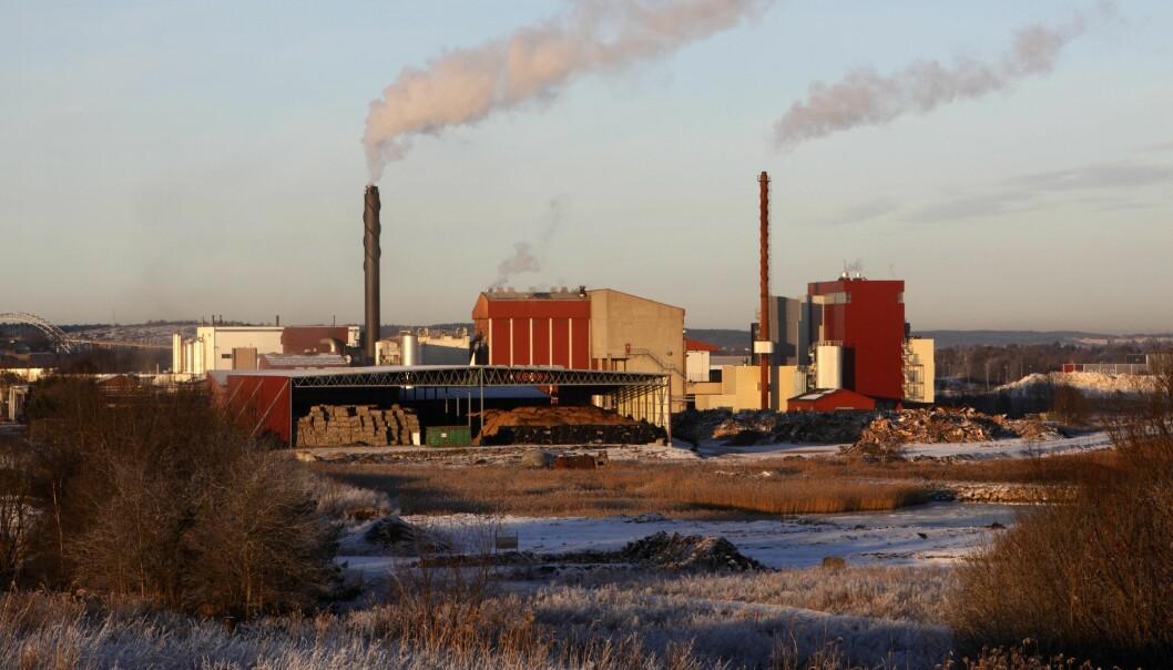 Fabrikken FREVAR, Fredrikstad Vann Avløp og Renovasjon.