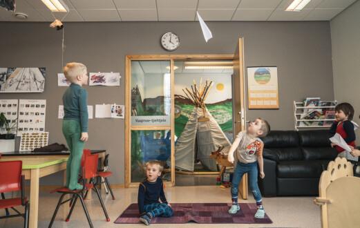 Samiske barnehager kan fremme barns livsmestring