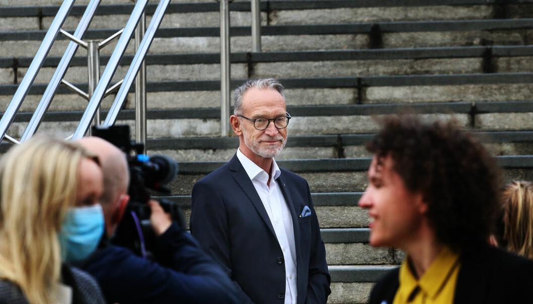 Direktør for Arbeidsliv i KS, Tor Arne Gangsø.
