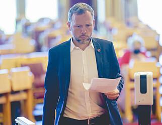 SV, Rødt og MDG vil stemme imot tvungen lønnsnemnd i kommunestreiken