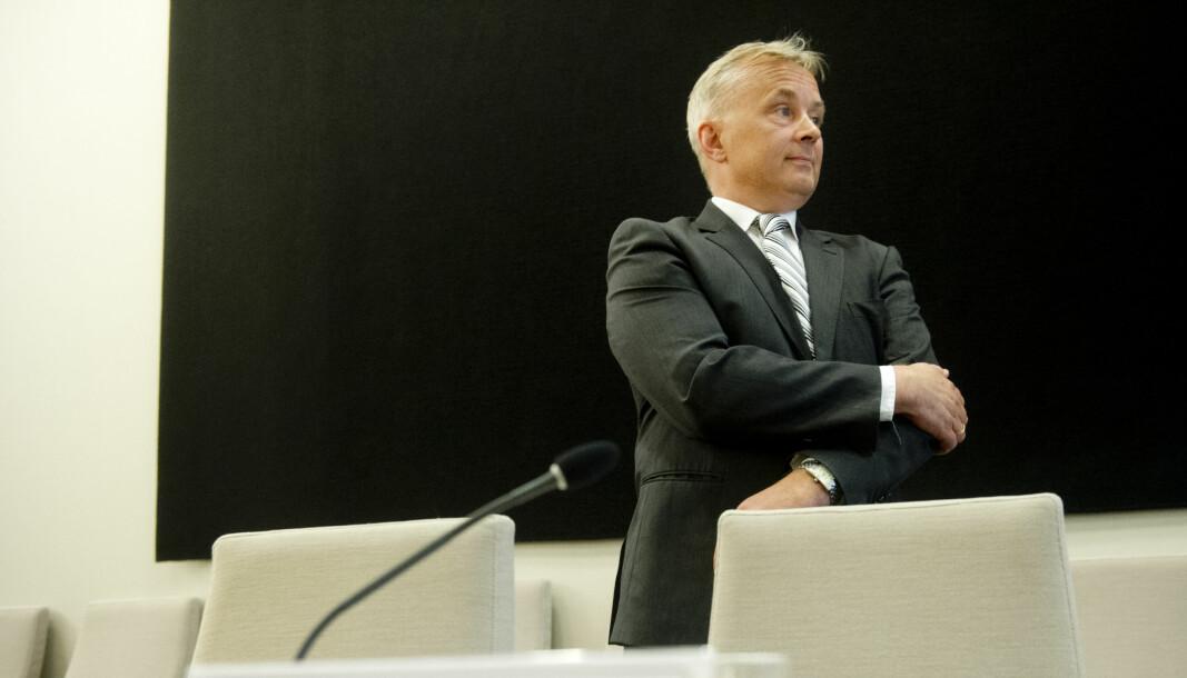 Knut Storberget har ledet utvalget som konkluderer med at de vil la kommunene ha lokale regler for finansiering av private barnehager.