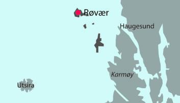 Det vesle øysamfunnet Røvær er ein del av Haugesund kommune og ligg ein 25 minuttars båttur frå byens sentrum.
