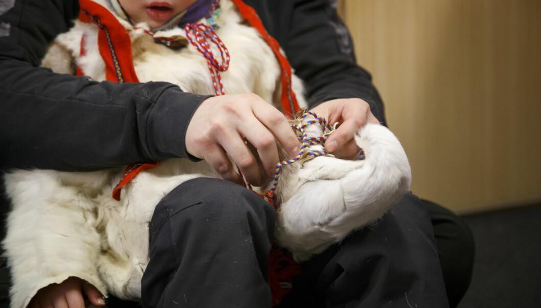 Om noen år skal samiske barnehager i Norge få en håndbok i samisk pedagogikk basert på en ny studie av samiske barnehager.