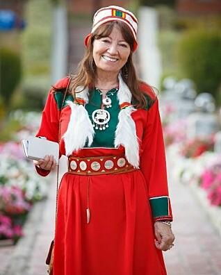 – Styrken til samiske barnehager er at vi fortsatt har samisktalende personer til tross for en hard fornorskning, sier dosent emerita Asta M. Balto ved Samisk høgskole.
