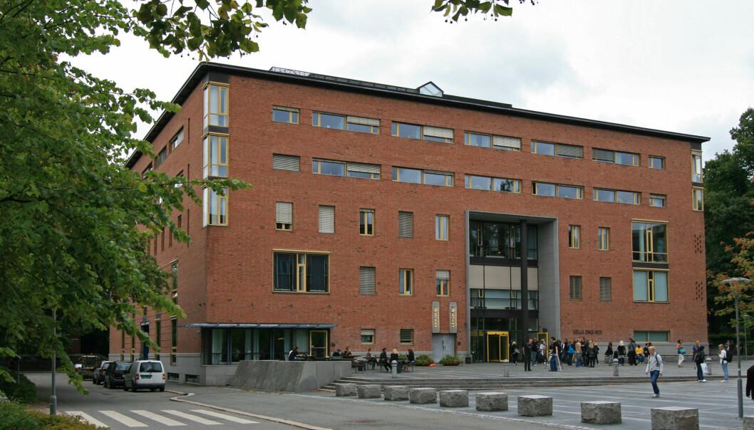 I Helga Enghs hus på Universitetet i Oslo, ligger Institutt for spesialpedagogikk, som skal huse det nye forskningssenteret.