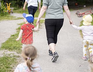 Unicef-rapport: Norge har dårligst kvalitet på organisert barnepass i Norden