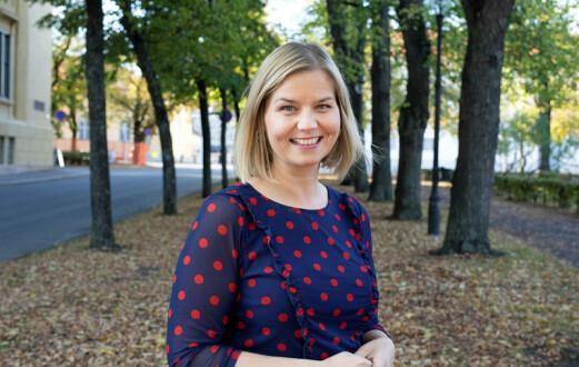 Guri Melby: – Fagbrev i skole må nødvendigvis ta mer enn ett år