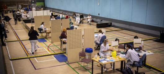 Skoleansatte i Bergen blir ikke prioritert, men likevel vaksinert før skolestart
