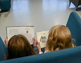 Skolebiblioteket – fristed og hjerte i skolen