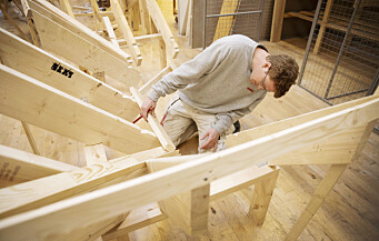 «En tømrer kan ikke utdannes digitalt»