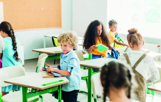 Spesialundervisning og inkludering i klasserommet