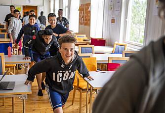 Guttas Campus: Et skreddersydd tilbud til gutter i ungdomsskolen med behov for ekstra hjelp