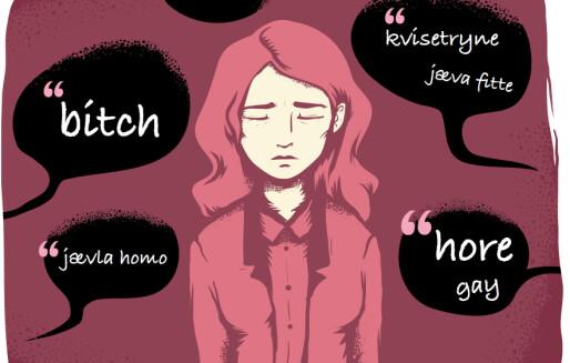 Verbal seksuell trakassering som en pedagogisk mulighet
