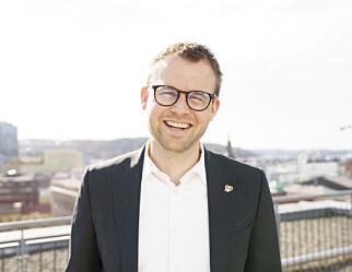 KrF-leiar Kjell Ingolf Ropstad:– Få leiken tilbake i førsteklasse!