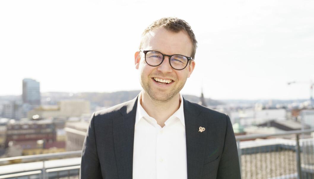 KrF-leiar Kjell Ingolf Ropstad gir seg ikkje i kravet om førskole i første klasse.