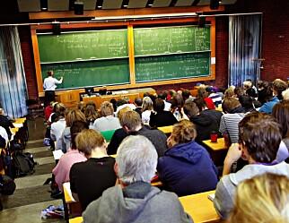 Universiteter forbereder seg på undervisning uten avstand