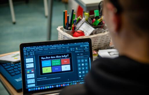 Slutt på gratis skole-PC i Viken